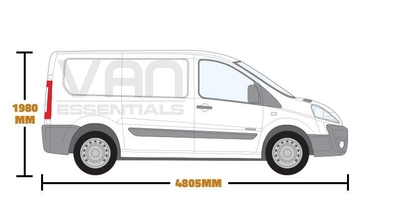 Short Wheel Base (L1) , Low roof (L1)