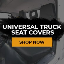 Universal Truck Seat Covers
