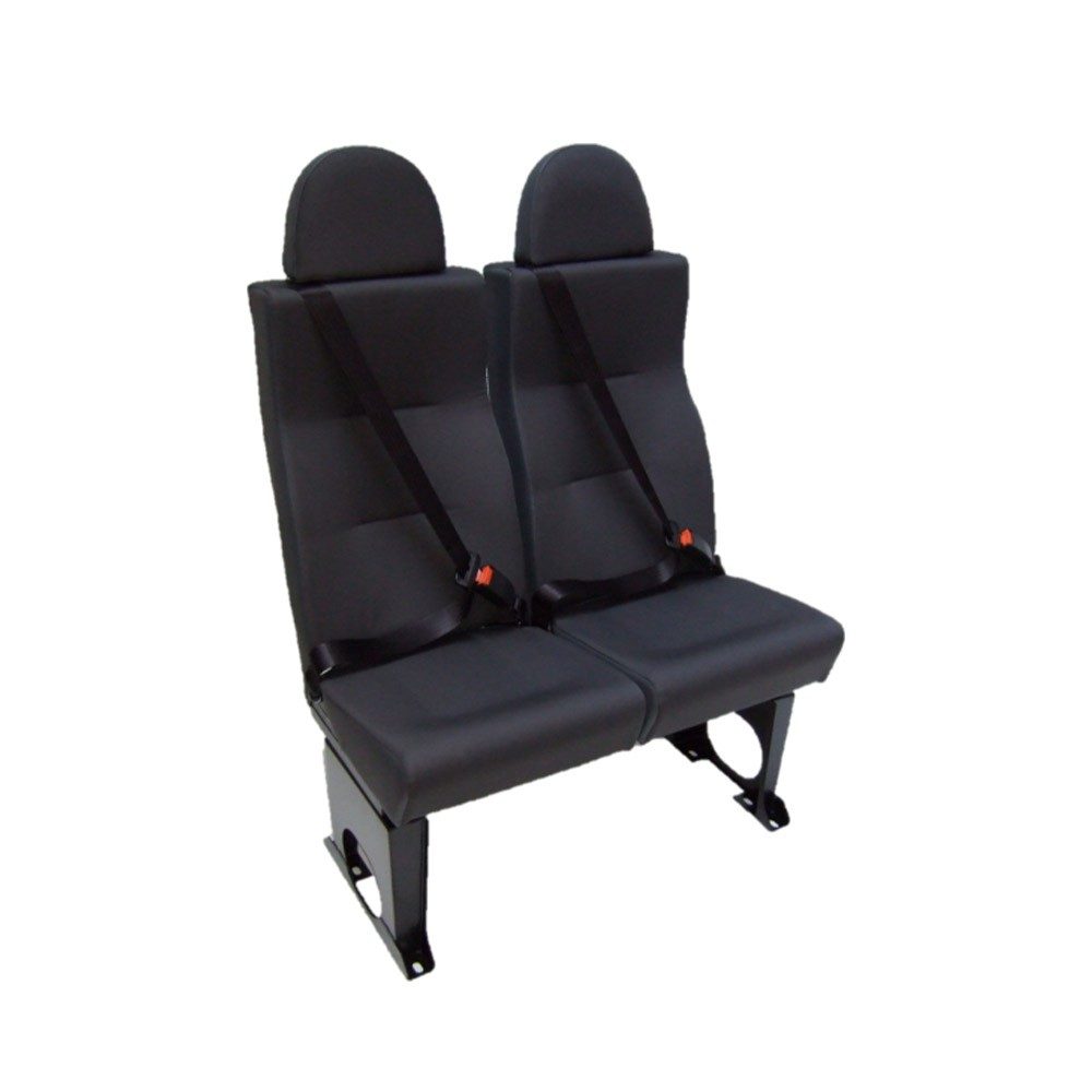 Double Seat Semi-Highback