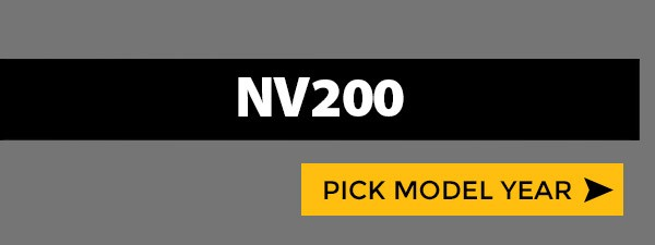 NV200 2009 Onwards