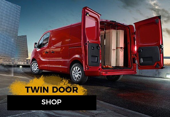 Twin Rear Door All Models
