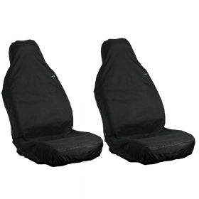 Renault Trafic Driver & Single Passenger Seat Cover's - 2001 Up to 2014-The Original Town & Country Seat Cover.