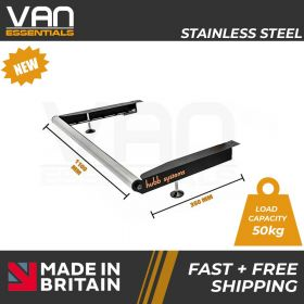 Hyundai i-Load 2009 Onwards - Vecta Stainless Steel Roller by Hubb Systems
