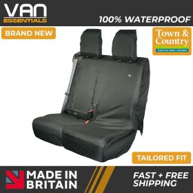 Passenger Double Seat Cover - Toyota Proace 2016 Onwards - The Original Town & Country Seat Cover.