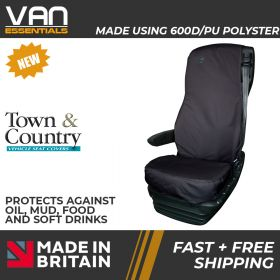 Seat Cover for DAF CF 2013 Onwards Driver Seat - Original Town & Country