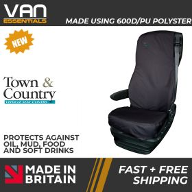 Seat Cover for DAF CF 2013 Onwards Passenger Seat -Original Town & Country