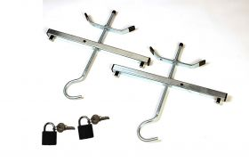 Hubb Systems Ladder Clamp - Pair