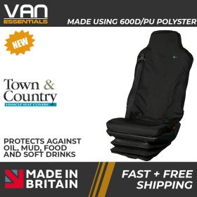 Seat Cover for Iveco Driver Truck Seat -Original Town & Country