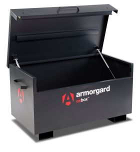 Armorgard Oxbox OX3 Site Box, secure tool and equipment storage from Armorgard.