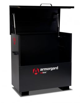 Armorgard Oxbox OX4 Site Chest, secure tool and equipment storage from Armorgard.