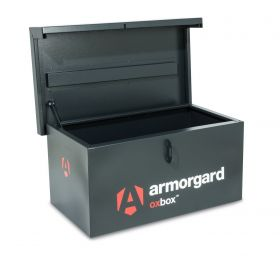 Armorgard Oxbox OX5 Vanbox, secure tool and equipment storage from Armorgard.