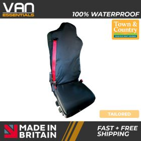A Tailored Fit Seat Cover for Renault D Series Seat-Original Town & Country