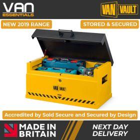 The 2020 Van Vault Mobi & Lockable Docking Station Steel Security Box - When Security Matters -S10850