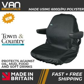 Tractor Seat Cover-Large Size-Original Town & Country