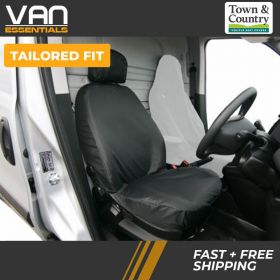 A Tailored fit Fiat Fiorino Seat Cover-2008 Onwards-Driver or Passenger Seat-Original Town & Country Seat Cover.