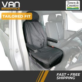 Driver or Single Passenger Seat Cover- Volkswagen T5/T6 Transporter 2003 Onwards - The Original Town & Country Seat Cover.