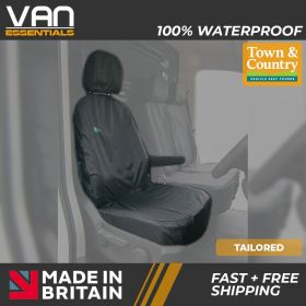Tailored Fit Driver or Single Passenger Seat Cover - Volkswagen Crafter 2017 Onwards - The Original Town & Country Seat Cover.