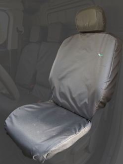 Peugeot Partner 3, 2019 Onwards Tailored Single Passenger Seat Cover - The Original Town & Country Seat Cover.