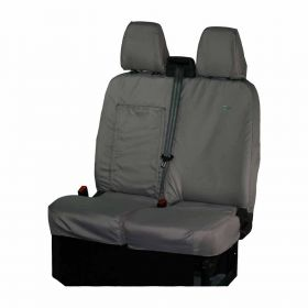 Transit Custom 2013 Onwards - Double Passenger Seat Cover-The Original Town & Country Seat Cover.