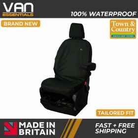 Single Front Seat Cover - Driver or Passenger - Ford Transit-2014 Onwards-The Original Town & Country Seat Cover.