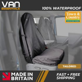 Ford Transit Seat Cover-Driver Seat-2000 up to 2014-The Original Town & Country Seat Cover.