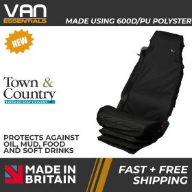 Seat Cover for Single Truck/Lorry Seats-Original Town & Country (See Cover Dimensions)
