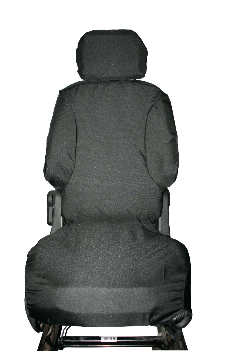 Citroen Berlingo 2, 2008-2018 Tailored Single Driver Seat Cover - The Original Town & Country Seat