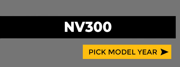 NV300 2016 Onwards